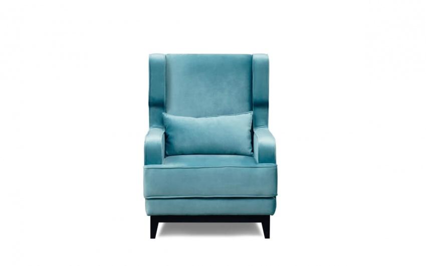 Изображение кресла с высокой спинкой