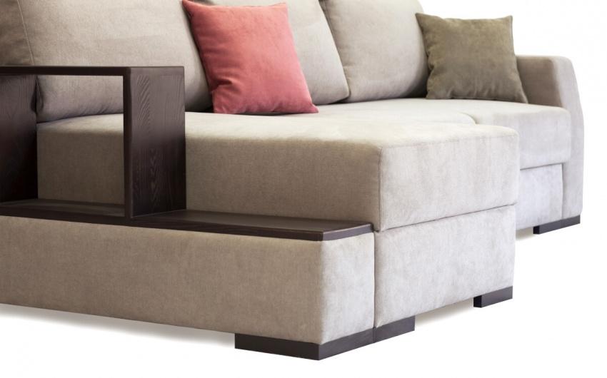 Картинка деревянные панели в диване