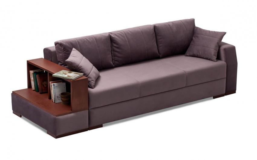 Изображение диван фиолетовый
