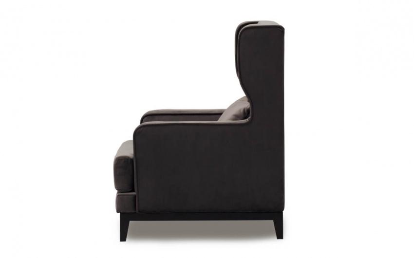 Картинка темное кресло для мужчины
