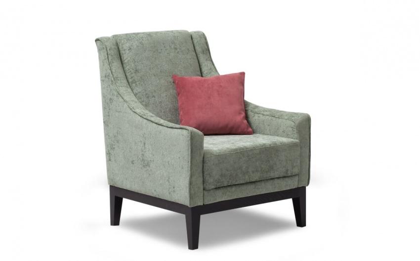 Картинка мягкое кресло в английском стиле