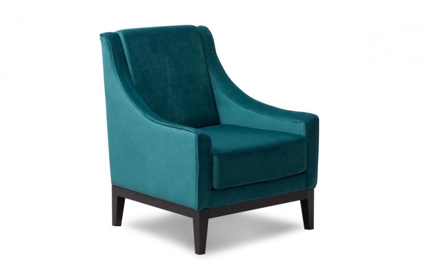 Картинка мягкое кресло в скандинавском стиле