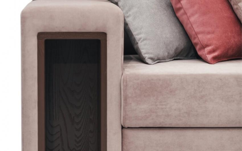 Фото дивана с подушками