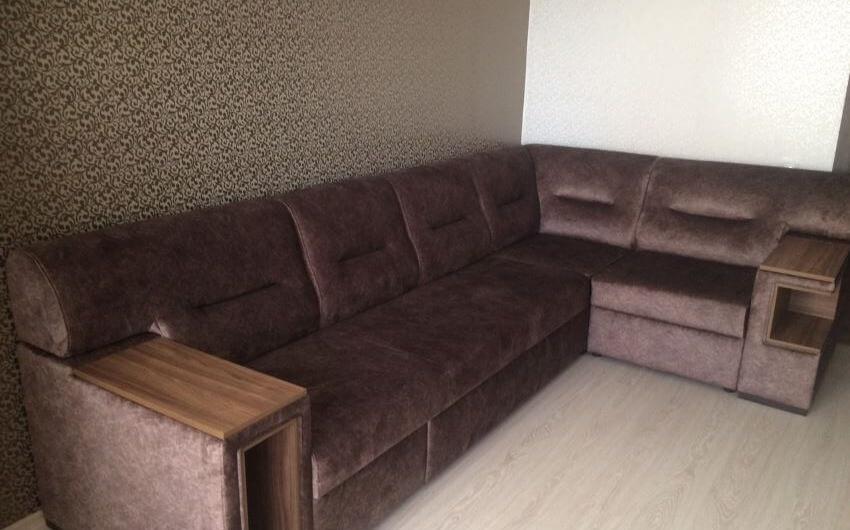Фото диван с ящиком для белья