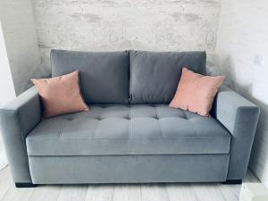 Фото диван в стиле лофт